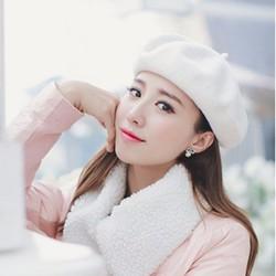 Nón Bere Nỉ Hàn Quốc
