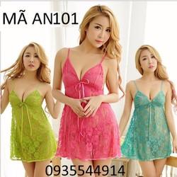 Váy ngủ sexy Hàn Quốc AN101