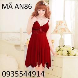 Váy ngủ cao cấp Hàn Quốc AN86