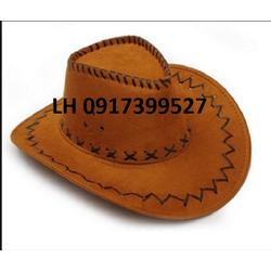 Mũ nón cao bồi Nón mũ phớt nam nữ THỜI TRANG CHÂU ÂU mới L12RV18