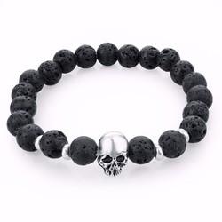 Vòng tay phong thuỷ Skull