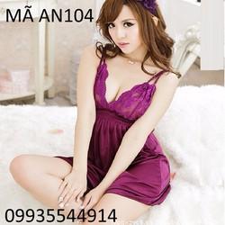 Váy ngủ gợi cảm Hàn Quốc AN104