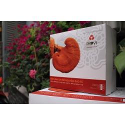 Nấm linh chi Genki Nhật Bản giảm mỡ trong máu, ngừa bệnh tim mạch