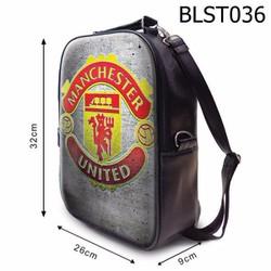 Balo và túi đeo chéo 2 trong 1 Manchester United - VBLST036