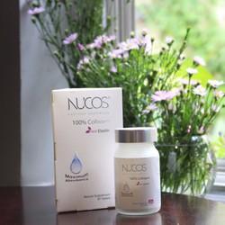 Nucos collagen giá rẻ nhất 445k giảm lão hóa da, da căng mịn, trắng
