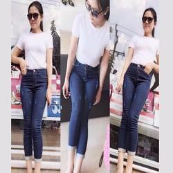 Quần Jeans Nữ Lững Đẹp