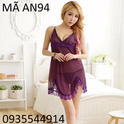 Váy ngủ gợi cảm Hàn Quốc