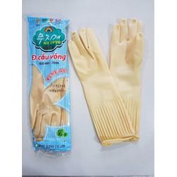 Găng Tay – bao tay – Cao Su Y Tế Không Bôt HTC Glove hộp 100 cái màu xanh