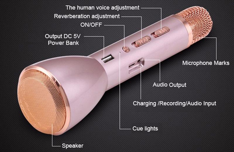 Micro Bluetooth K088 Chính hãng 3