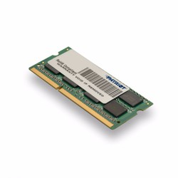 Ram Patriot cho Laptop DDR3 Bus 1600Mhz 4GB
