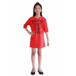 Đầm Suông In Họa tiết Cho  Bé - Giá Cực Sốc