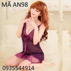 Váy ngủ gợi cảm nữ tính AN98