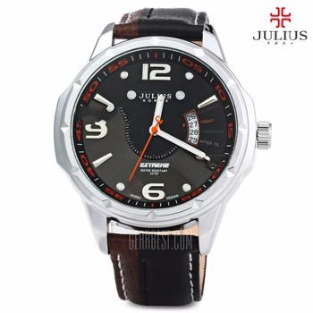 Đồng hồ cao cấp JULIUS JU950 nam phối màu sành điệu