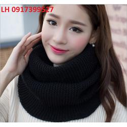 Khăn choàng len thu đông color Hàn quốc - HKKH2