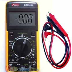 Đồng hồ đo vạn năng điện - điện tử dành cho kỹ thuật Aaron DT9205A