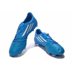 Giày Bóng đá World Cup F50 adiZero TRX FG - Trắng Xanh