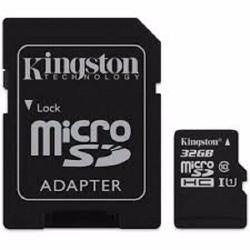 Thẻ nhớ 32G kingston chuyên dung camera