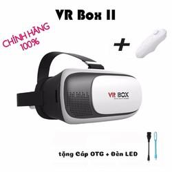 [TẶNG TK VIP][CHÍNH HÃNG] KÍNH THỰC TẾ ẢO VR BOX 2 – KÍNH 3D - KÍNH VR