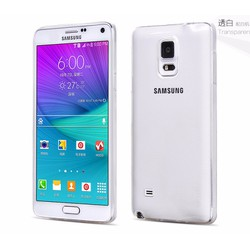 Ốp Lưng Samsung Galaxy Note 3 Dẻo Silicon Trong Suốt