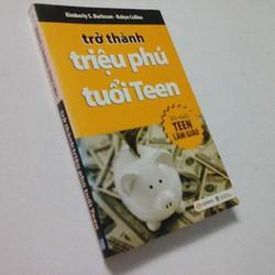Sách Trở Thành Triệu Phú Tuổi Teen