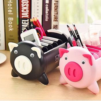 Hộp đựng bút heo con dễ thương - HC 139