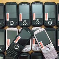 Sony Ericsson W20i