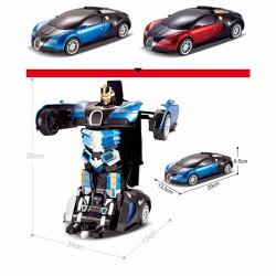Ôtô biến hình Siêu nhân Transformers