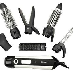 Bộ làm tóc đa năng 6 in 1 Sokany CT-502 - rẻ nhất tốt nhất