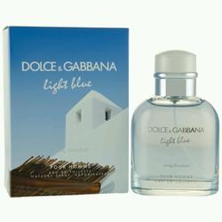 Nước hoa Nam DG Light Blue Living In Stromboli 125ml EDT