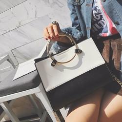 Túi xách nữ quai tròn