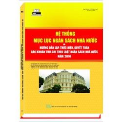 Hệ thống mục lục ngân sách nhà nước