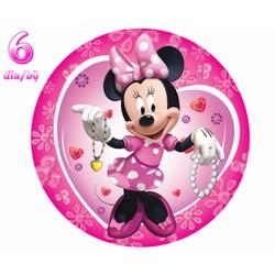 Đĩa giấy Minnie