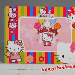 Khung hình Hello Kitty...