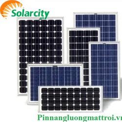 Tấm thu năng lượng mặt trời 25w