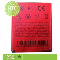 Pin HTC Desire C BL01100