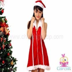 Váy Dài Bà Noel