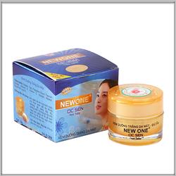 Kem dưỡng trắng da mặt - Giữ ẩm 7 tác dụng Ốc sên New Today