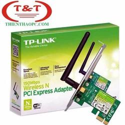 Card mạng thu Wifi TPLink TL-WN781ND PCI-E 150Mbps