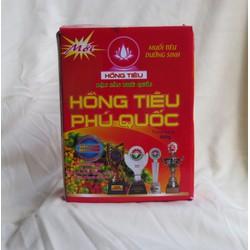 Muối Hồng Tiêu Phú Quốc-Muối Dưỡng sinh