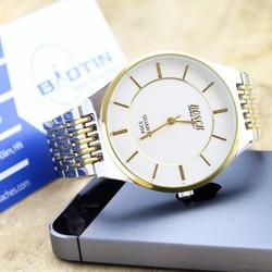 Đồng hồ nam dây kim loại BOSCK55 - Chính hãng