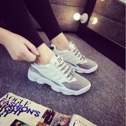 Giày thể thao nữ phong cách Hàn Quốc cá tính TT002T