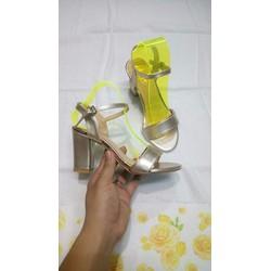 Giày Got Vuông Quai Ngang size 35- 39