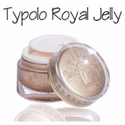 Chính Hãng - Kem dưỡng trắng da và trị nám TYPOLO Royal Jelly 15g
