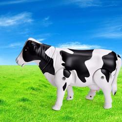 Đồ chơi con bò sữa chạy pin