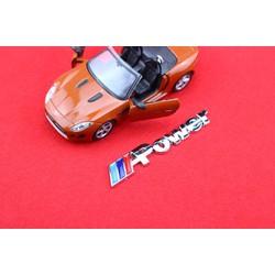 Logo trang trí xe hơi
