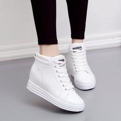 Giày nữ nâng đế thời trang phong cách Hàn Quốc - SG0349