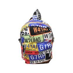 Túi xách nhập khẩu - Ba lô nhiều màu