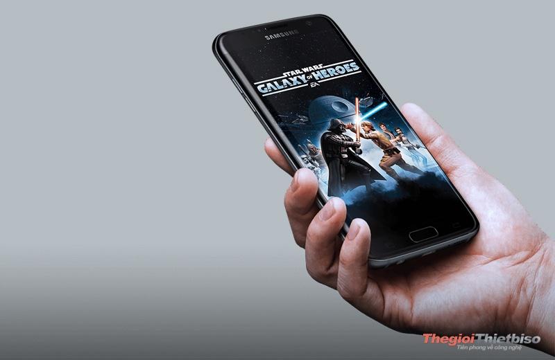 Samsung Galaxy S7 Edge chính hãng Fullbox 9