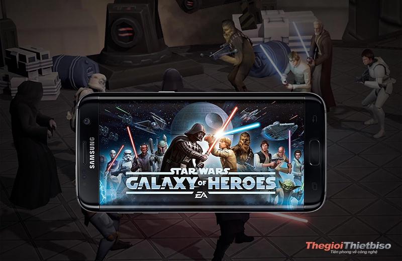 Samsung Galaxy S7 Edge chính hãng Fullbox 17