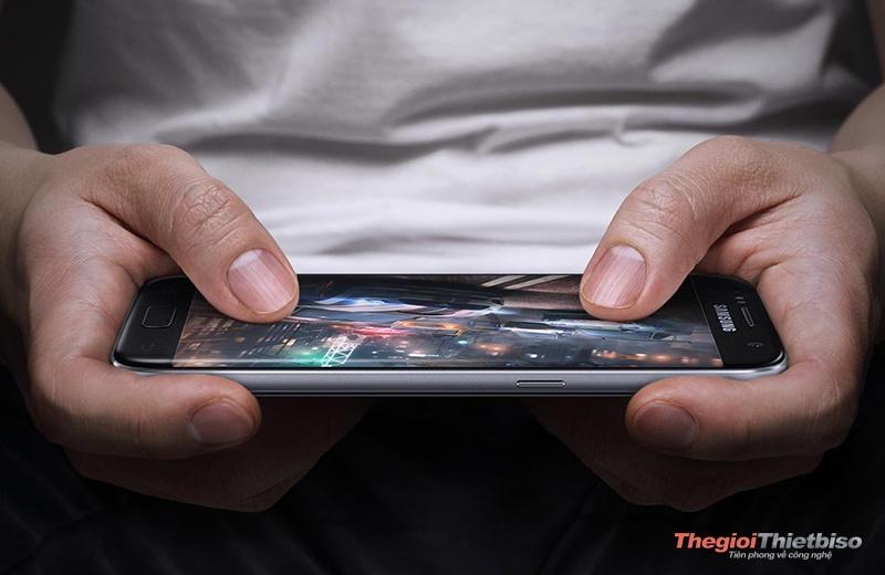 Samsung Galaxy S7 Edge chính hãng Fullbox 11